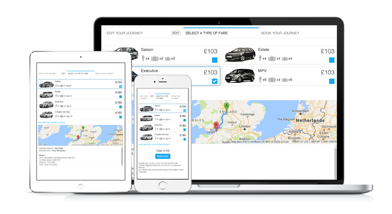 Booking System 5 – £89